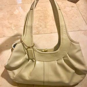 Gorgeous authentic large Ergo East/West Coach bag
